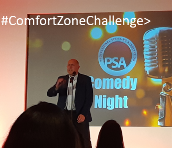 comfort zone challenge